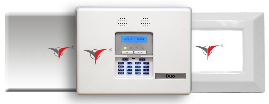 Bild zeigt Alarmtechnik
