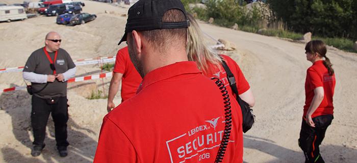 Bild von Sicherheitsdienst in Berlin