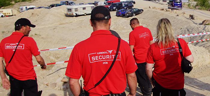 Bild von Sicherheitsdienst in Potsdam